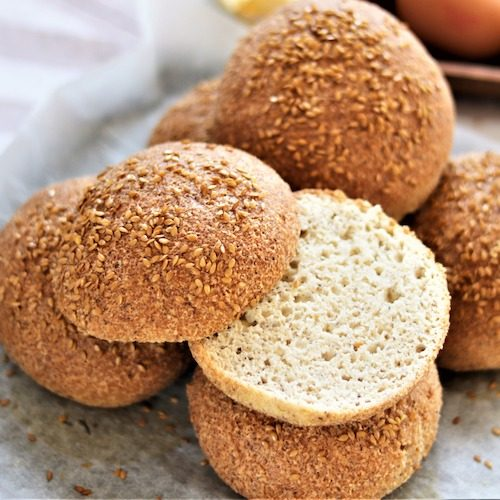 Keto Buns - Pack of 6